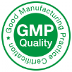 good manufacturing practice certification badge